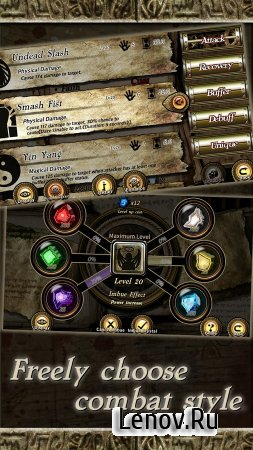 Rune Rebirth v 1.92 Мод (Unlimited Diamond & More)