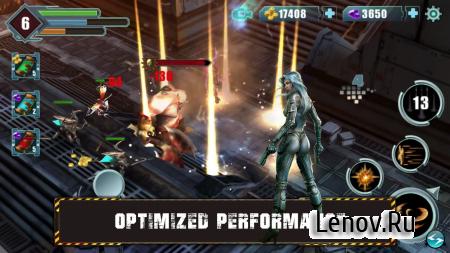Modern Hunter Warfare v 1.0 (God mode & More)
