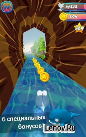 Run Fish Run v 1.1.5 (Mod Money/Ads-Free)