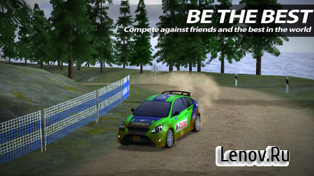 Rush Rally 2 v 1.145 Mod (Unlocked)