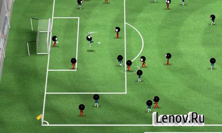 Stickman Soccer 2016 v 1.5.2 Мод (Unlocked)