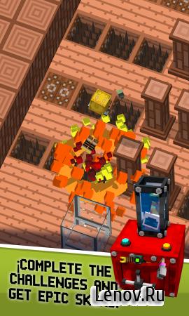 Crossy Robot: Combine Skins (обновлено v 1.3.4) Мод (Unlocked)