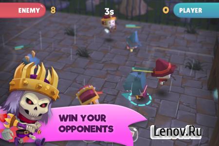 WIF Soccer Battles (обновлено v 1.0.7) (Mod Money)
