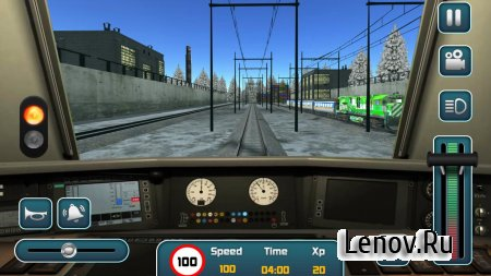 Train Driver 2016 v 1.4 (Mod Money)