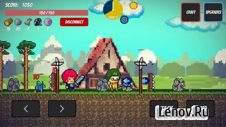 Pixel Survival Game v 2.24 (Mod Money)