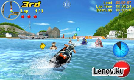 Aqua Moto Racing 2 Redux v 1.0 Mod (Unlimited Money)
