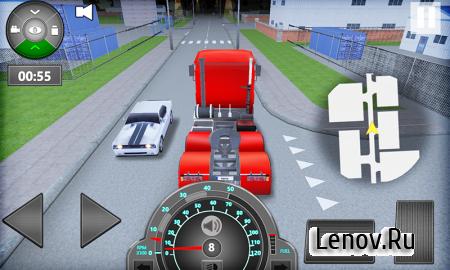 Premium Truck Simulator Euro v 1.4