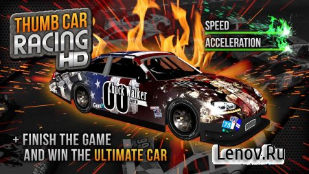 Thumb Car Racing v 1.3 Мод (All Car Was Bought & More)