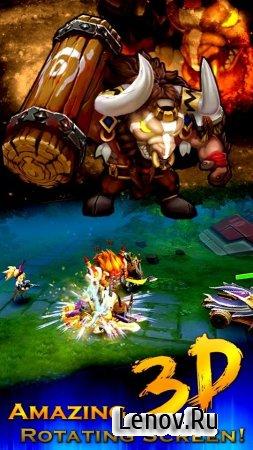 Heroes: Defense Arena v 2.4.1 (God mode & More)