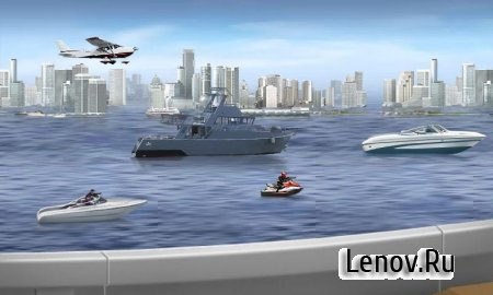SpeedBoat Shooting v 1.1.7 Мод (Unlimited gold & More)