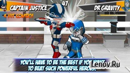 Superheros 2 Fighting Games (обновлено v 1.5.2) (Mod Money/Ad-Free)