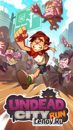 Undead City Run v 0.1.2 Мод (infinite Coins/Free Revives)