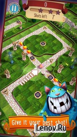 Alice in Wonderland PuzzleGolf v 1.0.1 (Full) (Mod Hearts/Stars/Unlock)