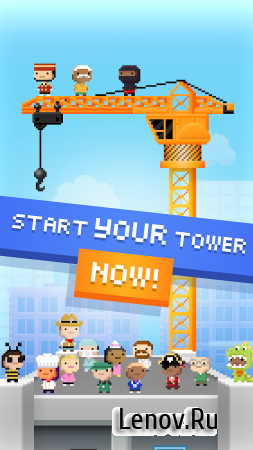 Tiny Tower v 3.6.6 (Mod Money/Vip)