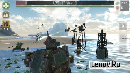 War Tortoise - Idle War Game v 1.02.01.5 (Mod Money)