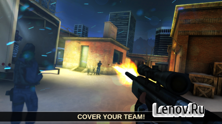Counter Attack 3D - Multiplayer Shooter v 1.2.16 (Mod Money)
