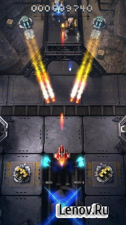 Sky Force Reloaded v 1.94 build 100101 (Mod Stars/Ad-Free)