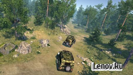 Russian Cars: Off-road 4x4 v 1.0.4