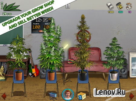 Weed Firm 2: Back to College v 2.9.74 Мод (Unlimited Money/High)