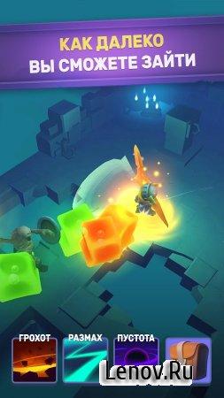 Nonstop Knight v 2.15.0 Mod (God mod/Weak enemies)
