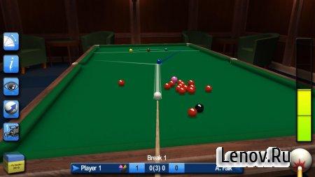 Pro Snooker 2017 FULL (обновлено v 1.26) Мод (Unlocked)