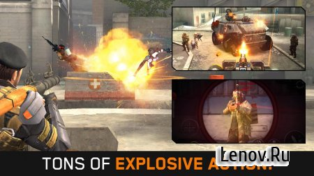 FRONTLINE COMMANDO: RIVALS v 0.3.0 (God mod (only for Pve))