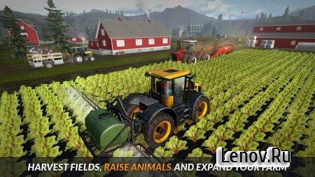 Farming PRO 2016 (обновлено v 2.2.1) Мод (много денег)