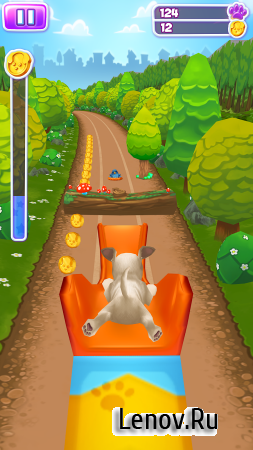 Pet Run - Puppy Dog Game v 1.4.12 Мод (Unlimited Coins)