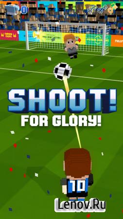 Blocky Soccer v 1.1.70 Мод (много денег)