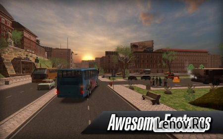 Coach Bus Simulator (обновлено v 1.7.0) (Mod Money)