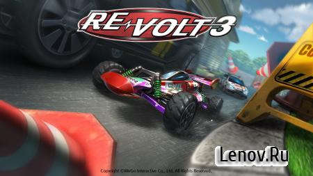 Re-Volt 3 v 1.3.2 Мод (Unlocked/Vip)