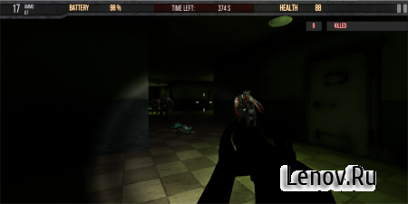Zombie Hospital (обновлено v 1.5.1b) Мод (много денег)