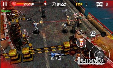 Zombie Overkill 3D v 1.0.4 (Mod Money)