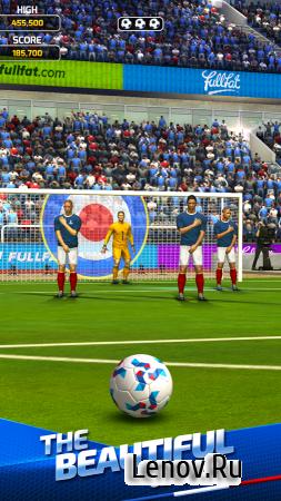 Flick Soccer France 2016 v 1.0