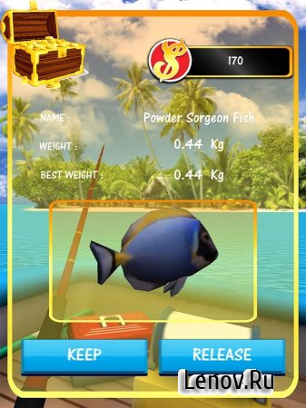 Real Fishing Pro 3D v 1.3.2 (Mod Money)