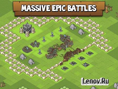 War Grounds v 1.83 (Mod Money)