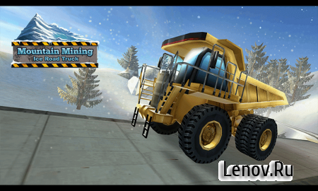 Mountain Mining Ice Road Truck v 1.1