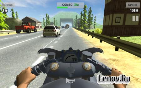 Riding in Traffic Online v 1.0.4 (Mod Money)
