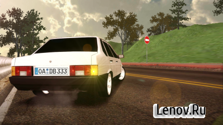 Russian Cars: 99 and 9 in City v 1.2 Мод (Free Shopping)