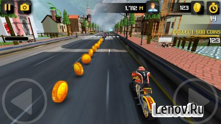 Turbo Racer - Bike Racing v 1.3.6 (Mod Money)