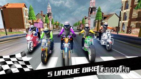 Turbo Racer - Bike Racing v 1.3.6 (Mod Money)