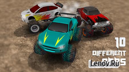 Monster Truck Race v 1.0 (Mod Money)