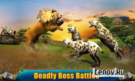 Ultimate Lion Adventure 3D v 1.2 (Mod Money)