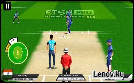 Cricket Hungama 2016 (обновлено v 3.2) Мод (Infinite Coins)