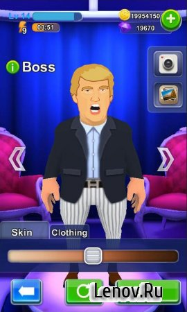 Whack the Boss (Прикончи начальника) (обновлено v 1.4) Мод (много денег)