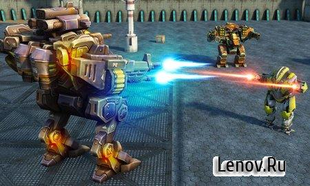 Mech Robot War 2050 v 1.4 (Mod Money)