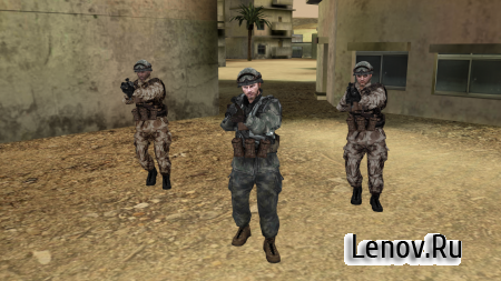 Sniper Commando Assassin 3D v 1.3 Мод (Unlocked)