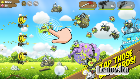 Battle Buzz (обновлено v 1.3.2) (Free Shopping)
