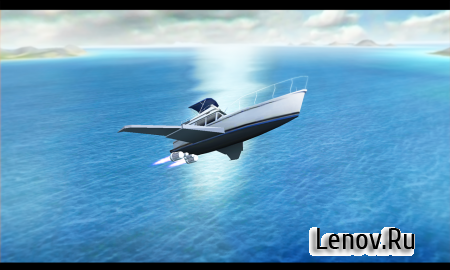 Game of Flying: Cruise Ship 3D v 1.3 (Mod Money/Unlocked)