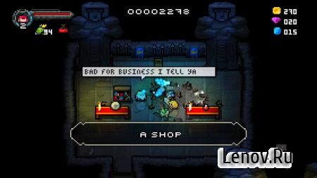 Heroes of Loot 2 v 1.1.8 Мод (много денег)